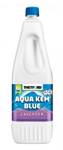 Płyn do toalety WC Thetford Aqua Kem Blue 2L